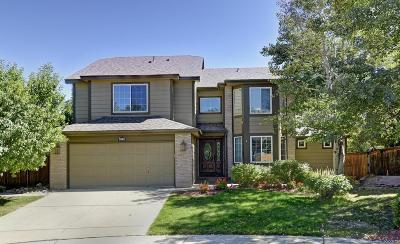 Highlands Ranch Single Family Home Under Contract: 6948 Edgewood Court