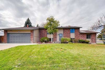 Arvada Single Family Home Active: 8241 West Pomona Drive