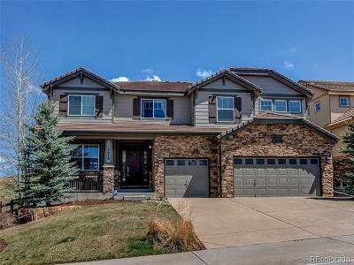 Castle Rock Single Family Home Active: 2620 Trailblazer Way