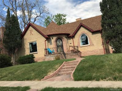 Denver CO Single Family Home Under Contract: $560,000