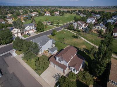 Broomfield Single Family Home Under Contract: 12584 Utica Street