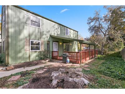 Longmont Single Family Home Active: 117 Snowmass Place
