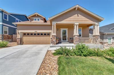 Aurora Single Family Home Active: 6425 South Harvest Street