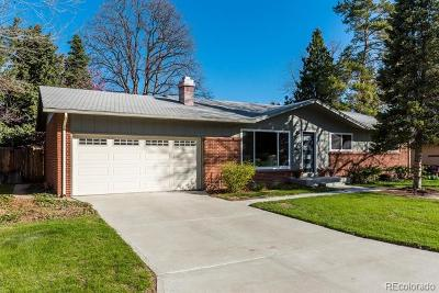 Single Family Home Active: 3665 South Hibiscus Way