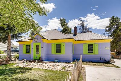 Leadville Single Family Home Under Contract: 200 West 17th Street