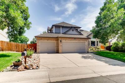Parker Single Family Home Under Contract: 10047 Granite Hill Drive