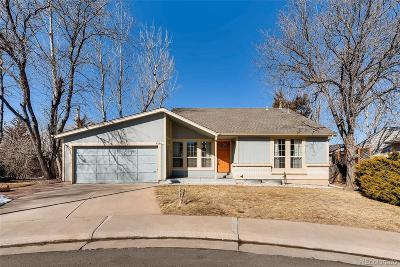 Adams County Single Family Home Active: 4580 West 110th Circle