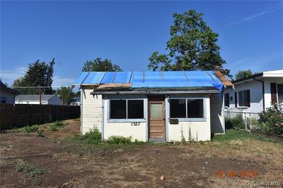 Denver Single Family Home Active: 1257 Ulster Street