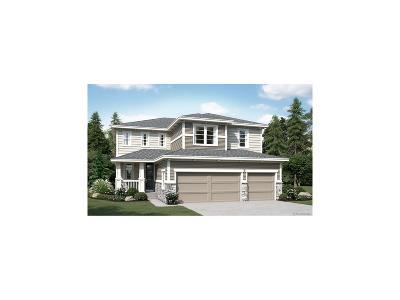 Aurora Single Family Home Active: 26934 East Indore Avenue