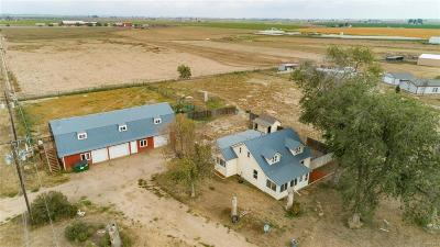 Platteville Single Family Home Under Contract: 12023 County Road 36