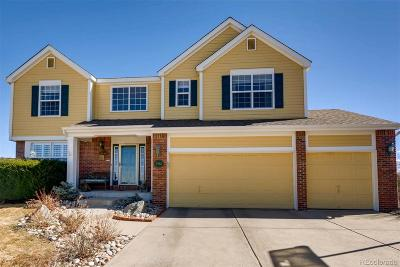 Highlands Ranch Single Family Home Active: 9988 Hawthorne Street