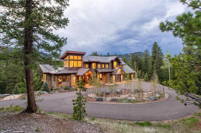 Conifer, Evergreen Single Family Home Active: 1118 Soda Creek Drive