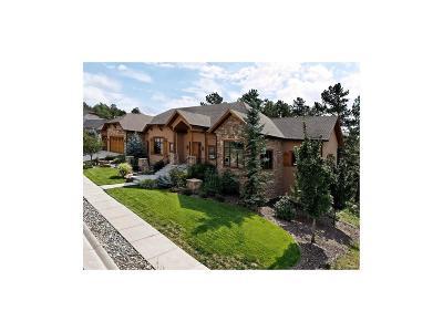 Castle Rock CO Single Family Home Active: $940,000