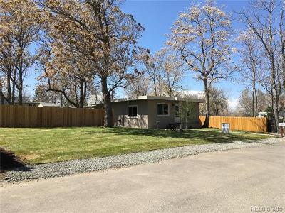 Denver Single Family Home Active: 5421 Bryant Street