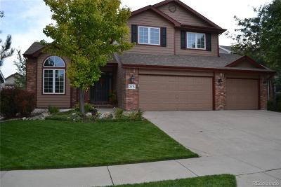 Fort Collins Single Family Home Under Contract: 3515 Green Spring Drive