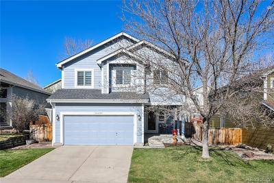 Highlands Ranch Single Family Home Active: 10429 Hollyhock Court