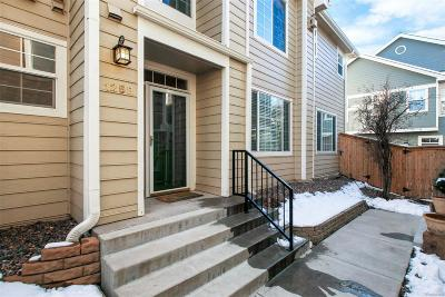 Highlands Ranch Condo/Townhouse Active: 1258 Carlyle Park Circle