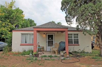 Commerce City Single Family Home Under Contract: 5557 North Magnolia Street