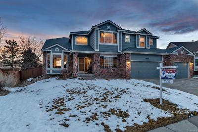 Highlands Ranch Single Family Home Active: 10278 Charissglen Circle