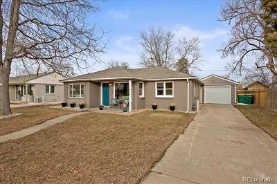 Evergreen, Arvada, Golden Single Family Home Active: 5480 Dudley Court