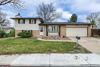 Broomfield Single Family Home Under Contract: 1209 Lilac Street