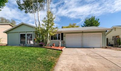 Loveland Single Family Home Active: 2330 Firstview Drive