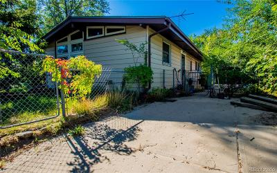 Denver Single Family Home Active: 680 Bronco Road