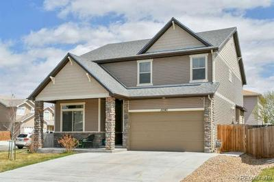 Commerce City Single Family Home Active: 10780 Worchester Way