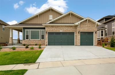 Arvada Single Family Home Under Contract: 8546 Rogers Loop