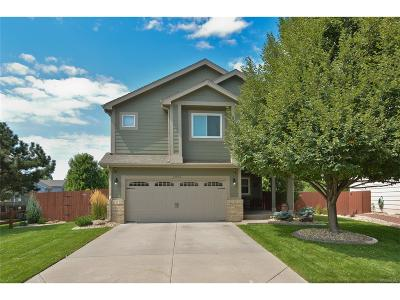 Firestone Single Family Home Under Contract: 6803 Quigley Circle