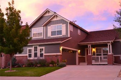 Castle Rock Single Family Home Active: 4671 Sunridge Terrace Drive