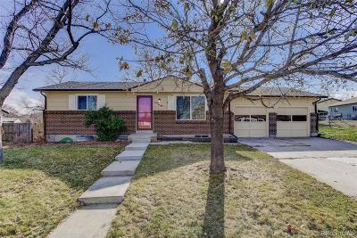 Evergreen, Arvada, Golden Single Family Home Active: 6250 West 77th Place