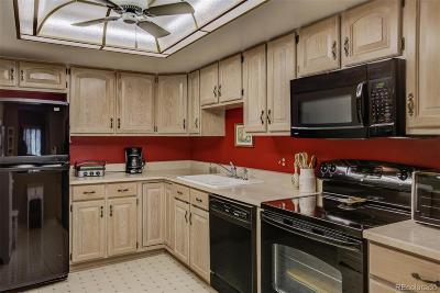 Aurora Condo/Townhouse Under Contract: 14102 East Linvale Place #211