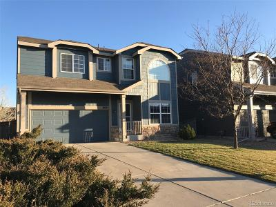 Commerce City Single Family Home Under Contract: 9844 Kenton Circle