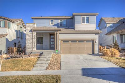Commerce City Single Family Home Active: 11068 Rifle Court