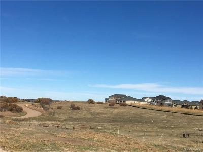 Castle Rock Residential Lots & Land Active: 4050 Pleasant View Drive