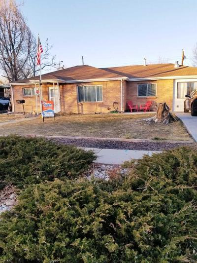 Thornton Single Family Home Under Contract: 1711 Eppinger Boulevard