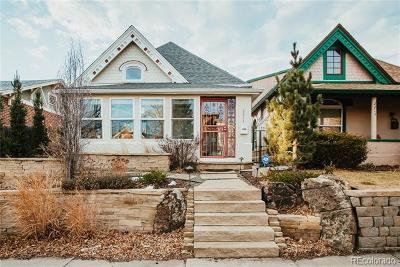 Denver Single Family Home Active: 2211 Meade Street