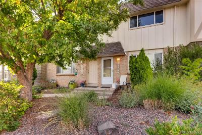 Centennial Condo/Townhouse Under Contract: 5036 East Hinsdale Place