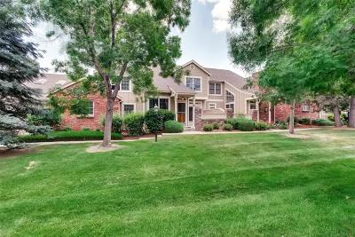 Littleton Condo/Townhouse Under Contract: 2986 West Long Drive #C