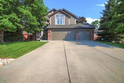 Broomfield Single Family Home Active: 966 Highland Park Drive