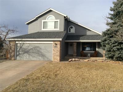 Highlands Ranch Single Family Home Under Contract: 9208 Shadowglen Court