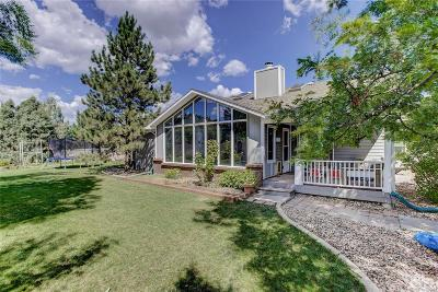 Boulder Single Family Home Under Contract: 5421 Baca Circle