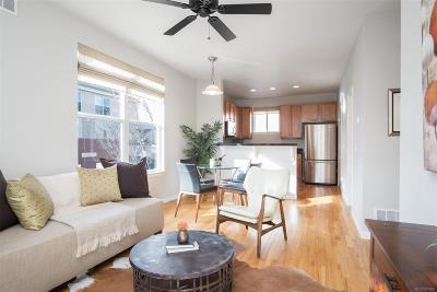 Denver Condo/Townhouse Under Contract: 84 Spruce Street #604