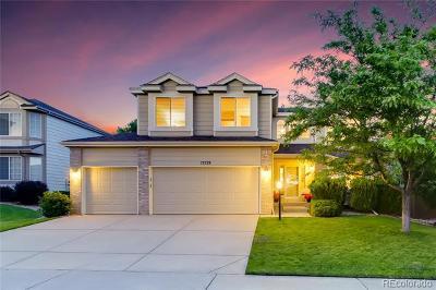 Centennial Single Family Home Active: 15529 East Dorado Place