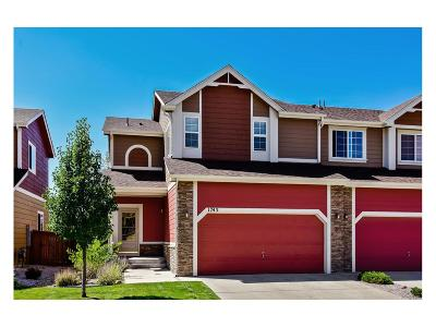 Castle Rock Condo/Townhouse Active: 1745 Valley Oak Court