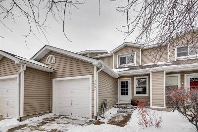 Englewood Condo/Townhouse Under Contract: 7805 South Kalispell Court
