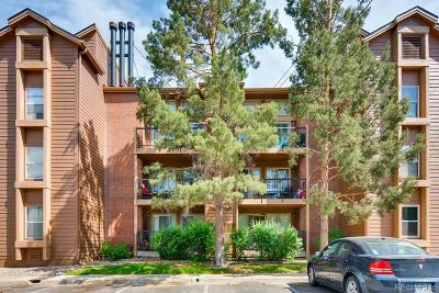 Denver Condo/Townhouse Active: 4899 South Dudley Street #19