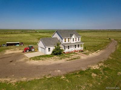 Kiowa Single Family Home Active: 14632 County Road 166