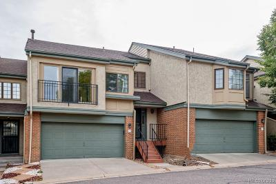 Littleton Condo/Townhouse Active: 7450 West Coal Mine Avenue #D